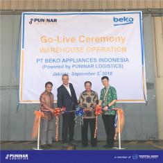 Go-Live Ceremony Warehouse Operation (Beko Appliances Indonesia)